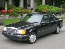 (CD) Manual Book Mercedes Benz W124 (1986-1995)