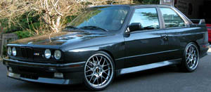 (CD) Manual Book BMW  E30 M3