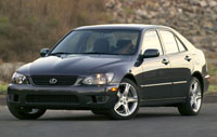 (CD) Manual Book Lexus IS300