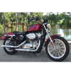 (CD) Service Manual Harley Davidson Sportster (2005)